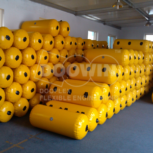 Inflatable Pipeline Buoyancy Bags