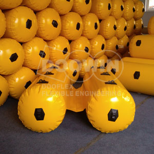 Pipeline Buoyancy Bags